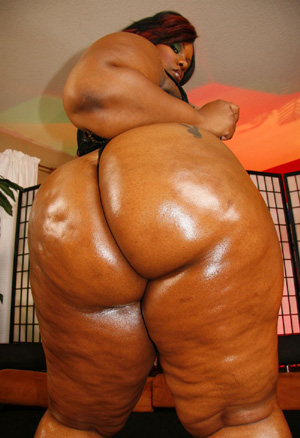 Black Massive Ass Big