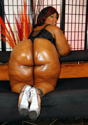 biggest Black ass porn bbw