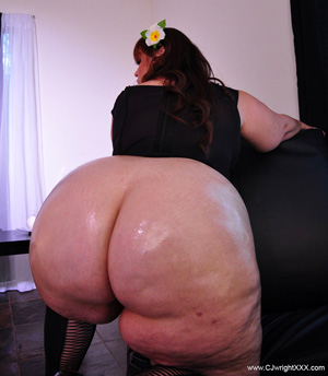 Jiggly Big Ass BBW Booty