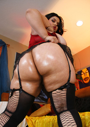 Bbw very bottom heavy