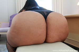 Biggest Ever Fat Ass PAWG Booty Twerk