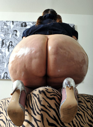 SSBBW Victoria Secret Big Booty PAWG